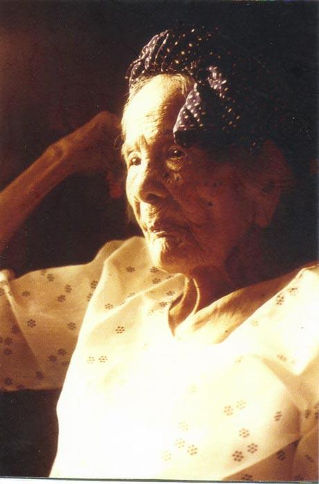 Lilang Polda  (Photo  courtesy of Rey E. de la Cruz)