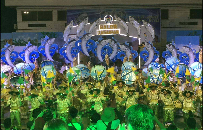 The Bangus Festival (Photo by Rene Astudillo)