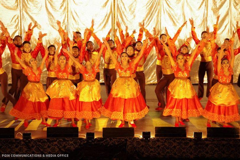 The Empanada Festival (Source: PGIN Communications & Media Office)