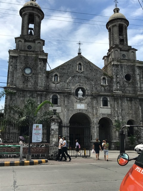 Bacolod Cathedral today (Photo courtesy of Lilia V. Villanueva)