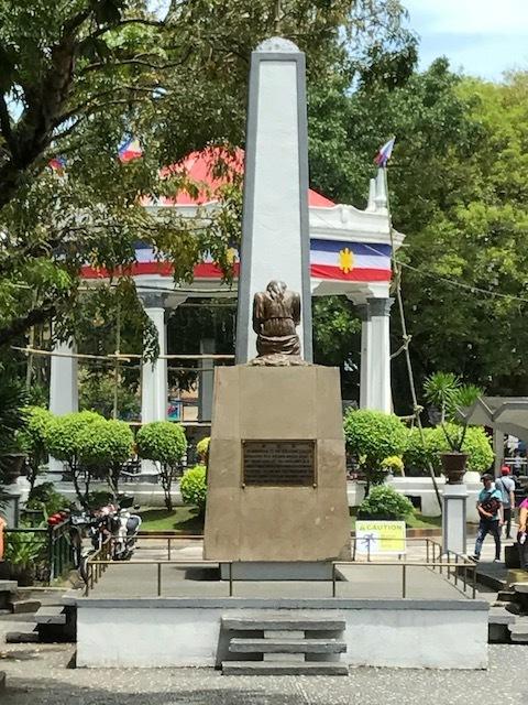 Bacolod Plaza (Photo courtesy of Lilia V. Villanueva)