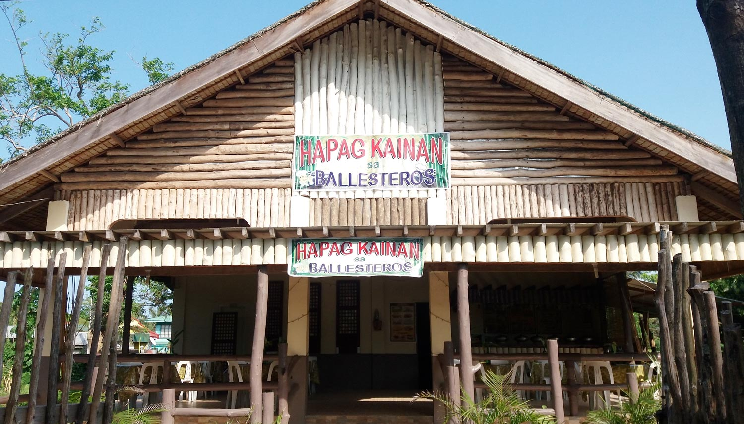 Hapag-Kainan sa Ballesteros is a place to see and be seen in Ballesteros, Cagayan. (Photo by Elsie Pablo Fernandez)