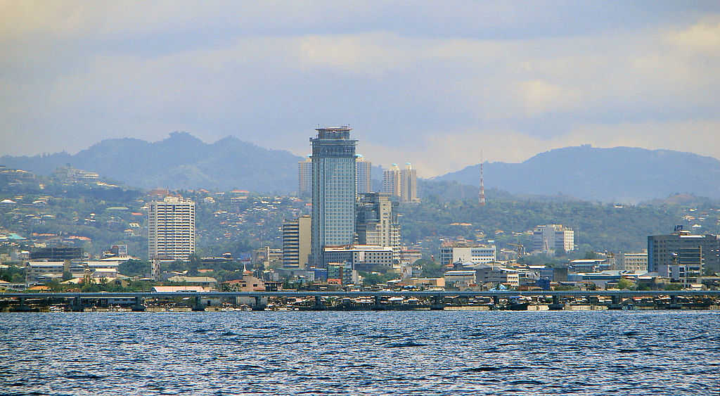 Cebu today (Source: Wikipedia)