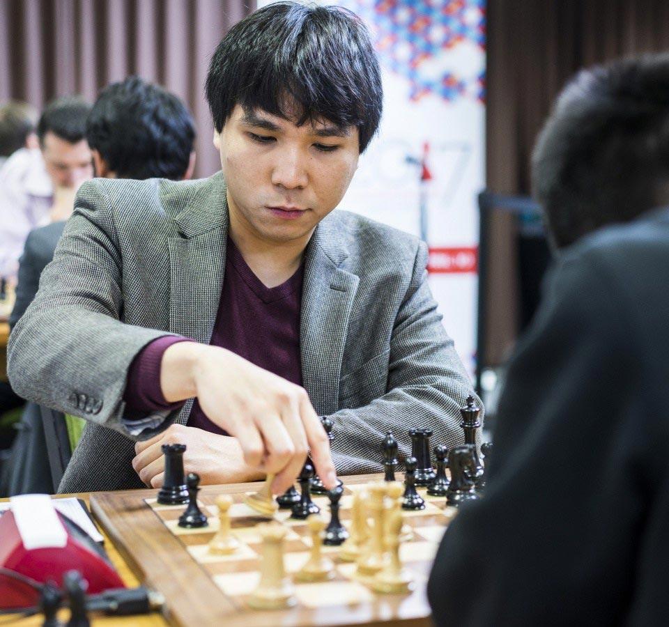 Wesley So winning the 2017 U.S. Chess Championship (Source: chesshive.com)