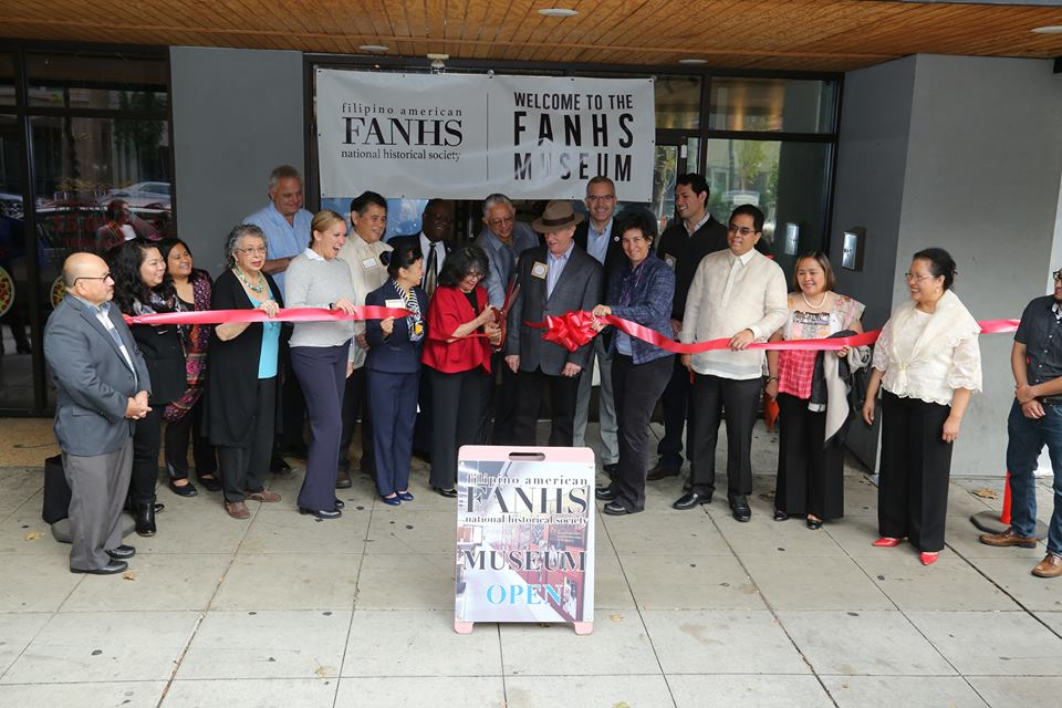 The FANHS Museum opening in Stockton, California (Photo by Mariel Toni Jimenez)