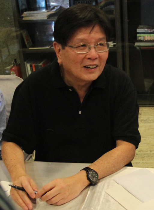 Mike De Leon (Source: Inquirer.net/Photo by Richard Reyes)