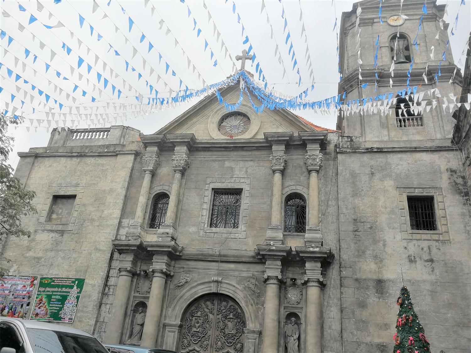 Inside the Walled City of Intramuros — Positively Filipino