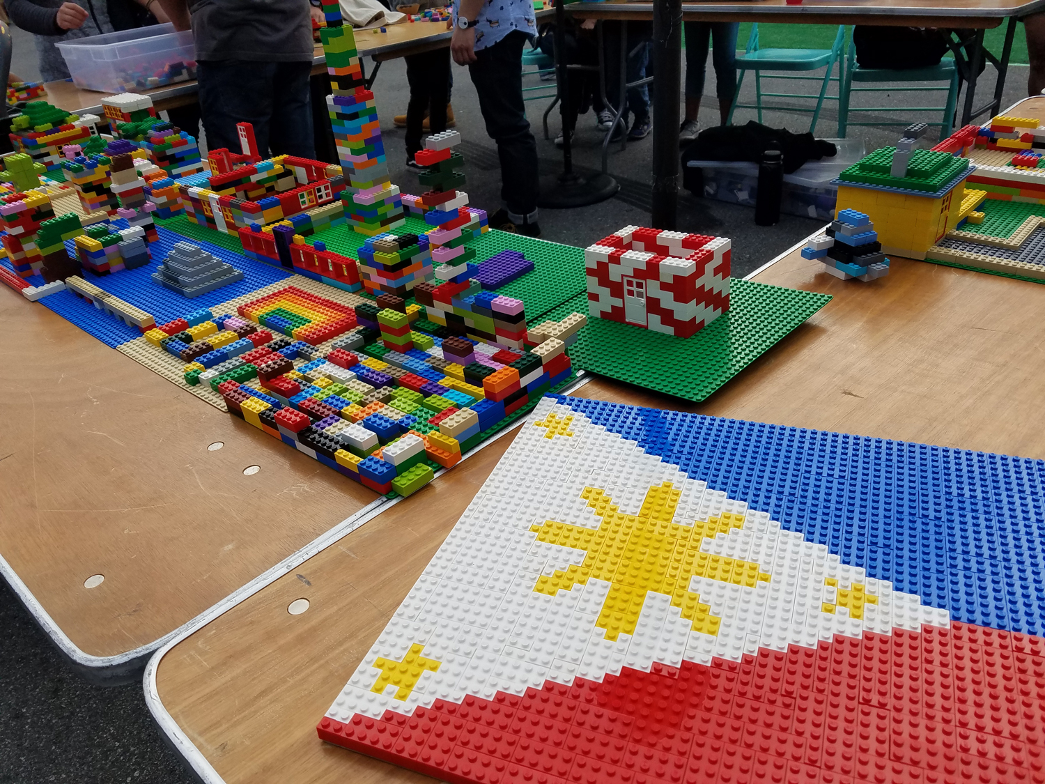 Lego at UndiscoveredSF 2018