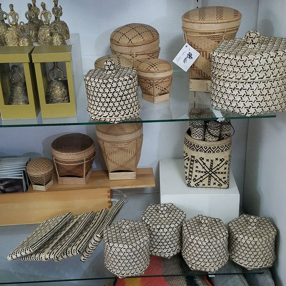 Contemporary Filipino Basketry Helps Subsistence Farmers
