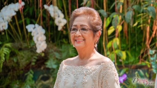 Luz Valdez today (Photo courtesy of Luz Valdez)