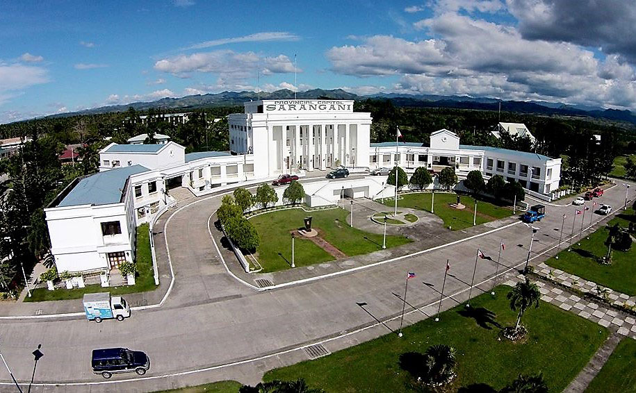 Sarangani Provincial Capitol (Photo by Bernard L. Supetran)