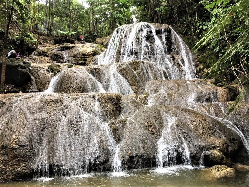 Mlangen Falls in Maitum (Photo by Bernard L. Supetran)