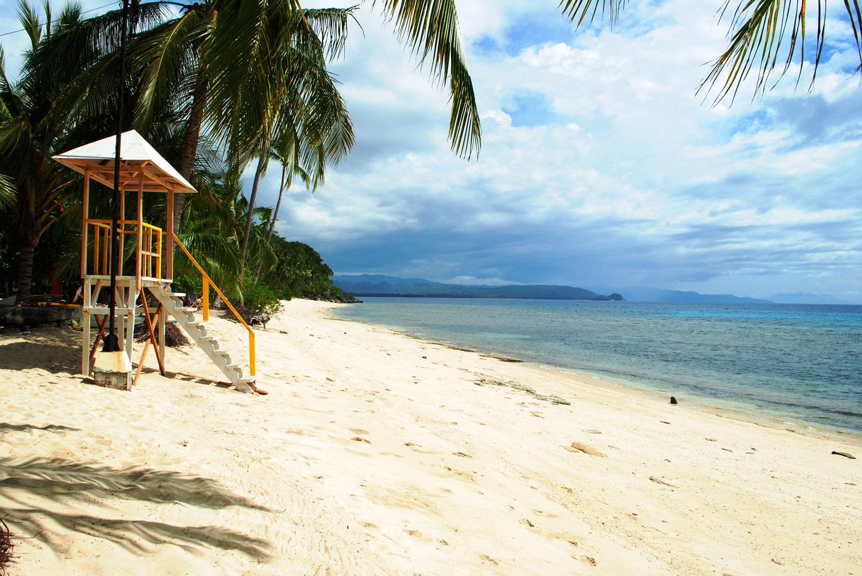 Gumasa Beach in Glan (Photo by Bernard L. Supetran)