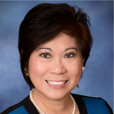 Vallejo's first Fil-Am woman City Council Member Rozzana Verder Aliga was also the city's first Fil-Am school board trustee.