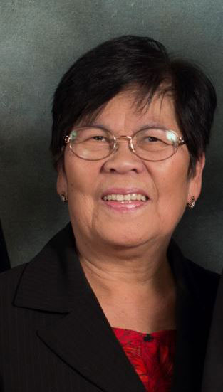 Union City's Pat Gacoscos was elected to two departments before breaking the gender barrier for elected Fil-Ams in her town.