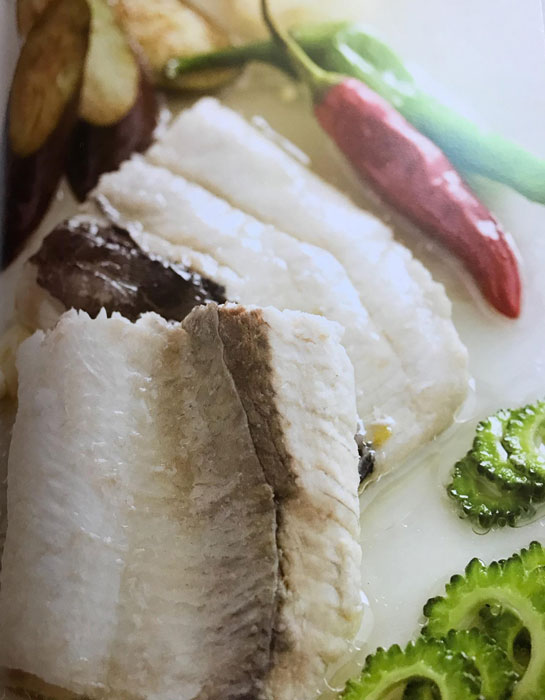 Paksiw na Bangus (Source: Kulinarya: A Guidebook to Philippine Cuisine, Expanded Second Edition (Anvil Publishing Inc., 2013))