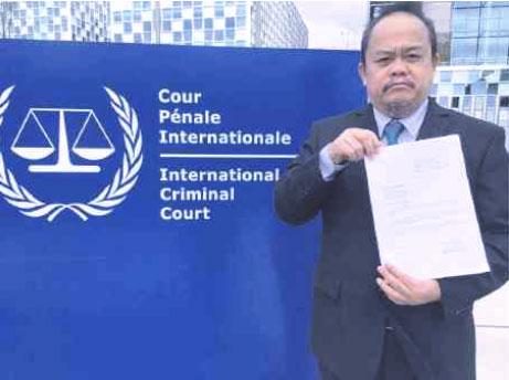 Lawyer Jude Josue Sabio — Contributed Photo