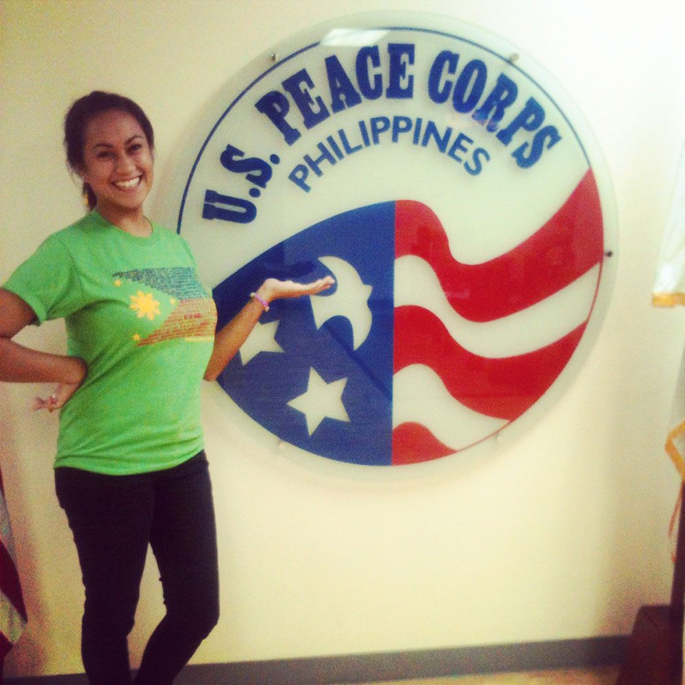 Deborah Francisco Douglas was a Peace Corps volunteer assigned to the Philippines from 2011-2014.