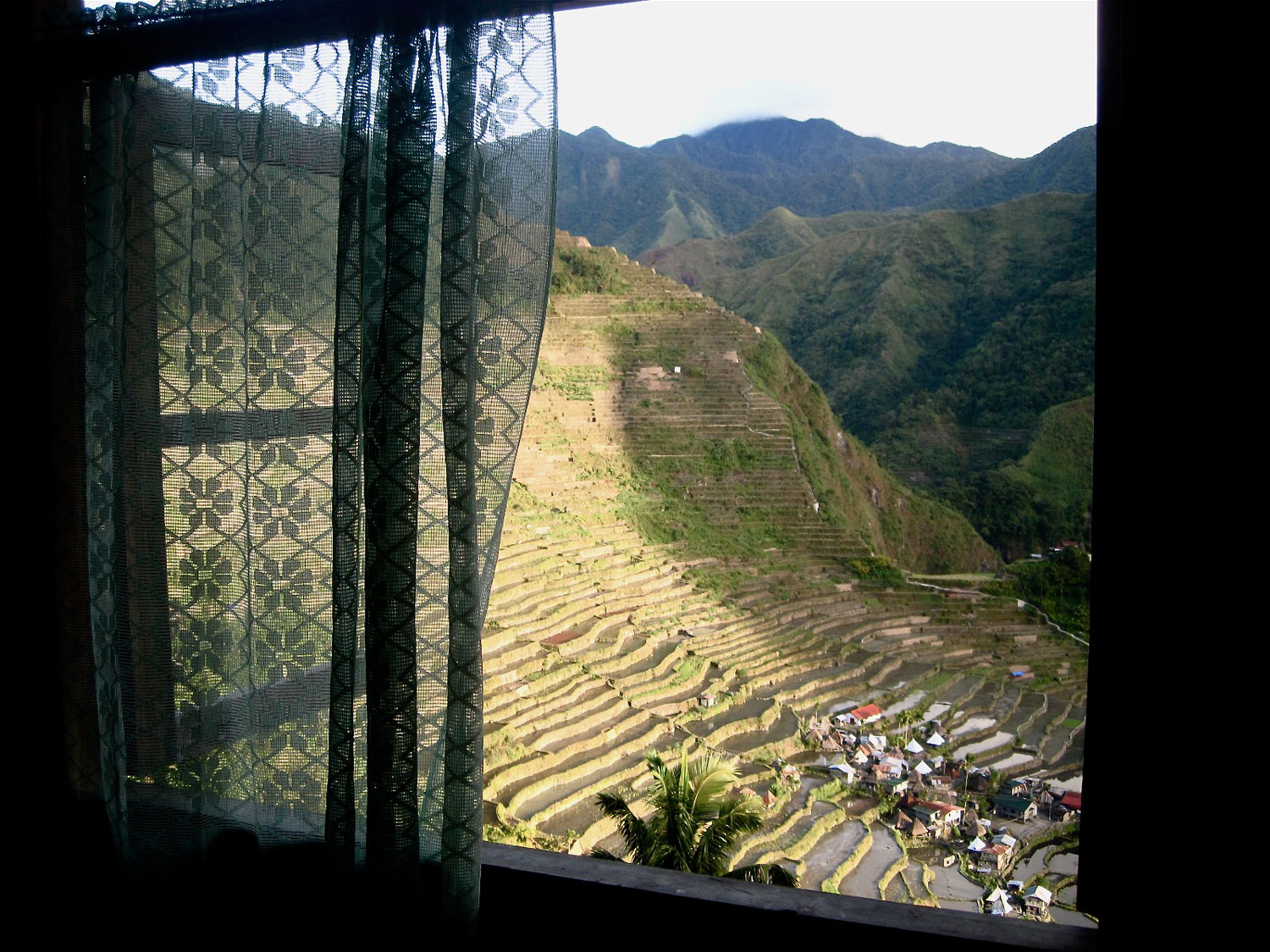 A scenic view of Ifugao.