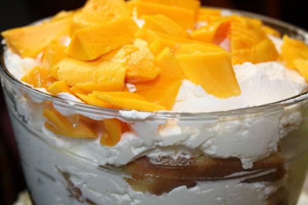 Mango Refrigerator Cake (Photo by Elizabeth Ann Quirino)