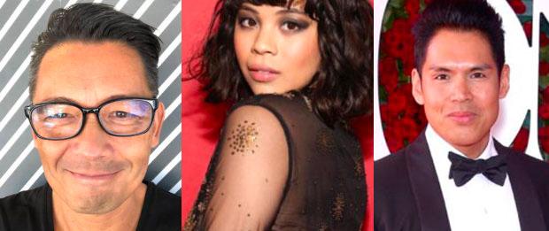 Pinoy Tony nominees: Robert Brill, Eva Noblezada and Clint Ramos