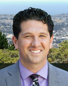 Daly City Supervisor David Canepa