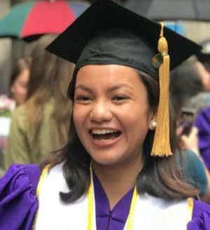 Janelle Micaela Panganiban (Source: Inquirer.net)