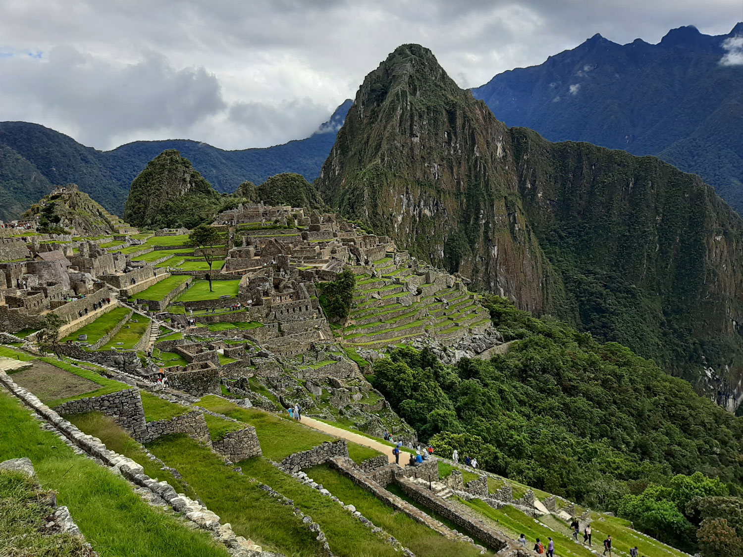 Machu Picchu (Photo by Bella Bonner)