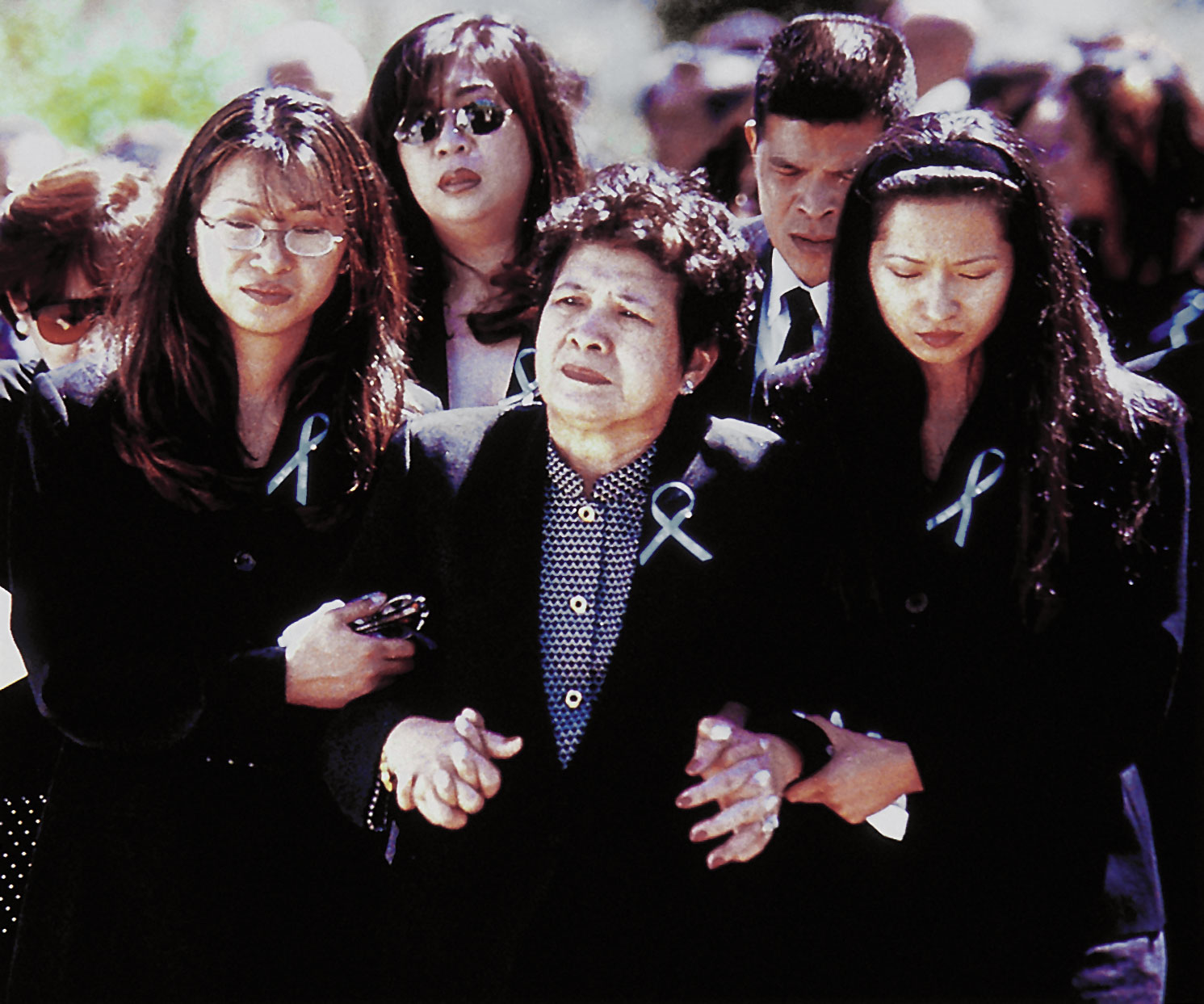 """Joseph's family say they will miss """"his laughter and generosity."""" (Photo by Ronald Soliman)"""