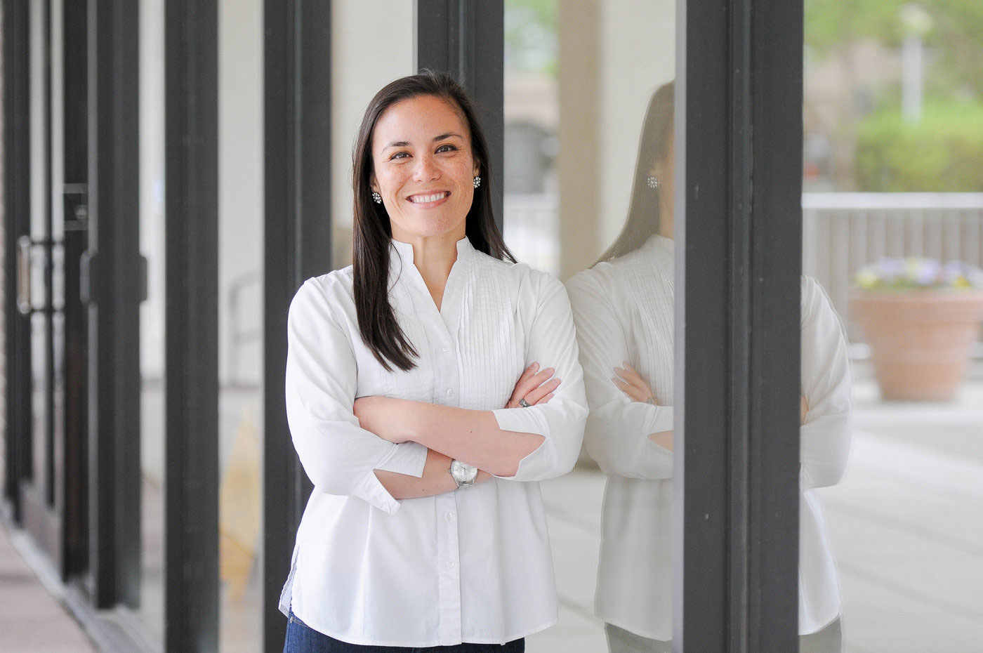 As Democratic nominee, Gina Ortiz Jones came extremely close to becoming the first Fil-Am woman in the US House of Representatives last year. Ana Isabel Photography