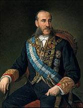 """Carlos Marfori y Callejas, Marquis de Loja, 1821-1892. Is he the """"ML""""?"""