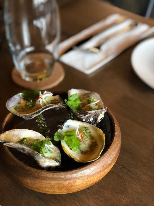 Mijo's Oyster Kilaw