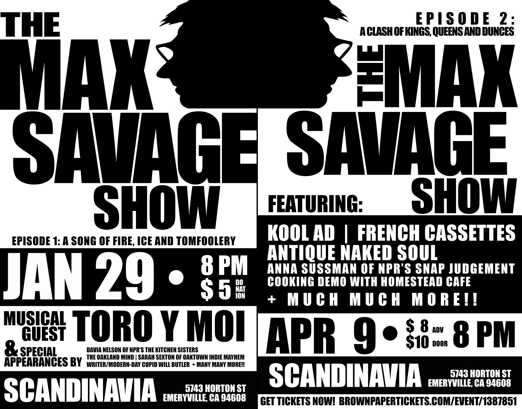 MaxSavageShow-posters.jpg