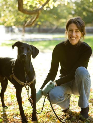 Dr. Alexandra Horowitz of Barnard's Dog Cognition Lab