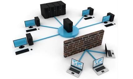 An example image of web-based protocols