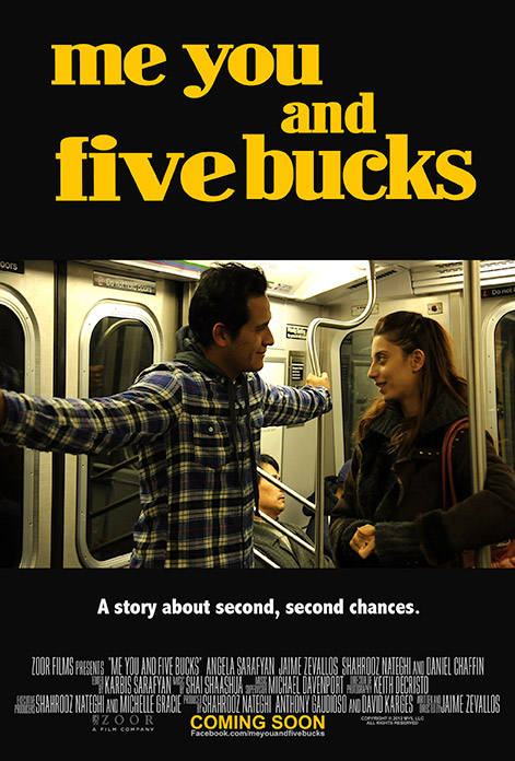 The Poster - Me, You, Five Bucks