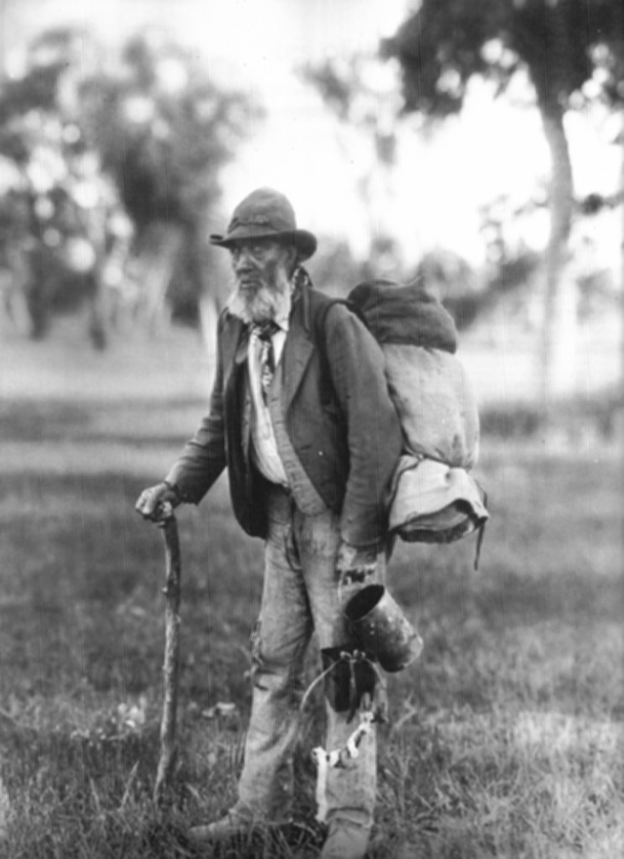 Early Australian swagman - I think we have the same jeans - Wikipedia