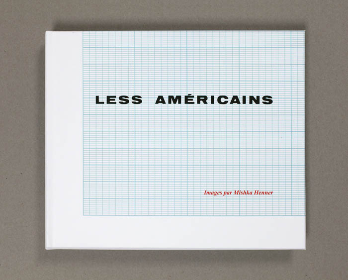 Less Americans, book cover