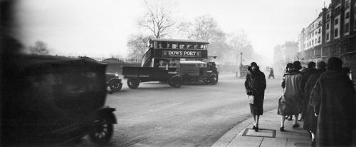 Jacques Henri Lartigue Bibi à Londres, 1926