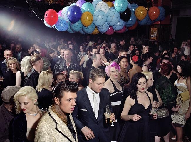 Boston Arms (Rockabilly Club Night), 2012