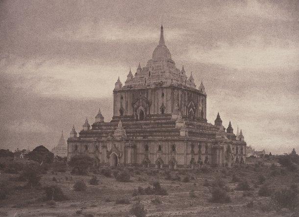 Pugahm Myo: Thapinyu Pagoda.August 20-24, 1855.Linnaeus Tripe