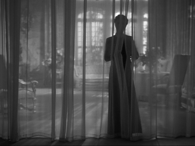 Still from Rebecca (1940), Alfred Hitchcock