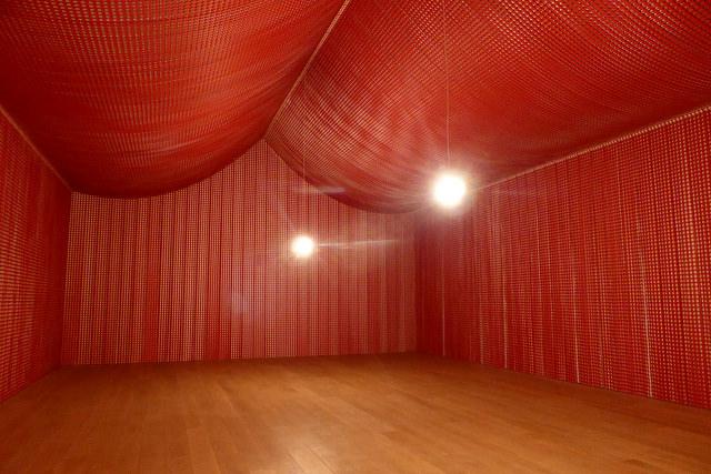 Cornelia Parker, War Room (2015). Image courtesy of John Lord, via Flickr. https://www.flickr.com/photos/yellowbookltd/16348867403/in/photolist-qUGdGc