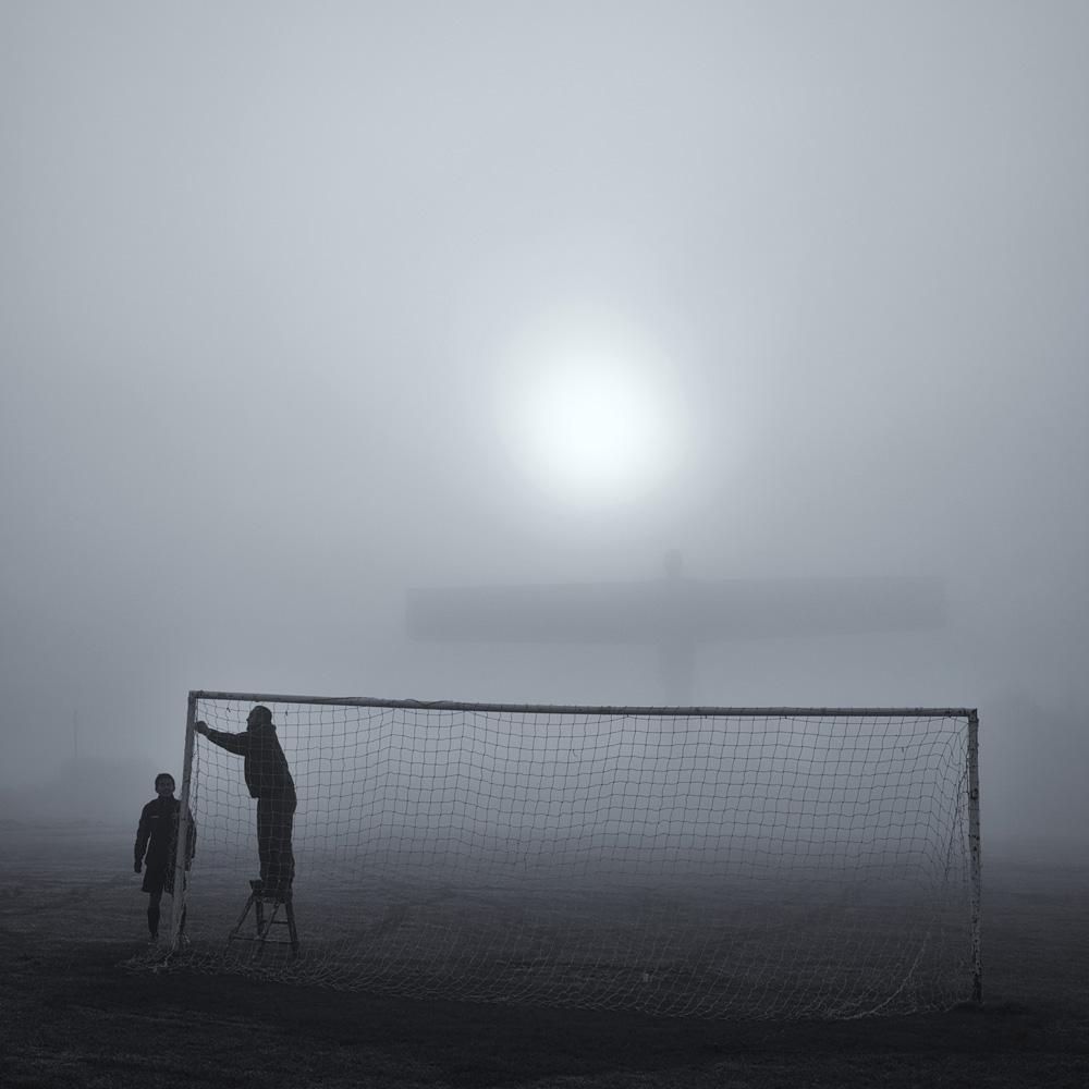 Ian Taylor - The ref's an Angel, Gateshead, Tyne & Wear, England