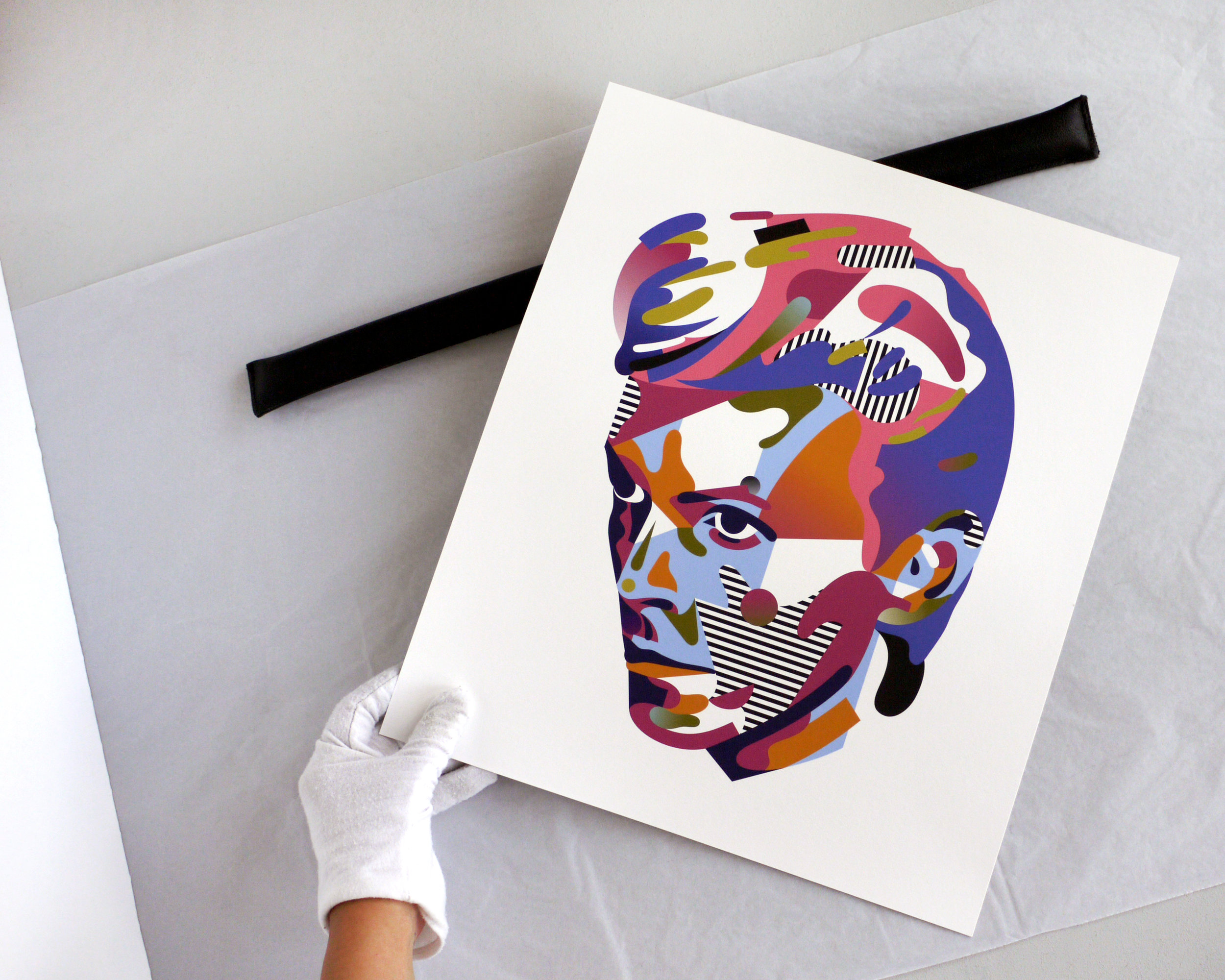 point101 hahnemuhle giclee print