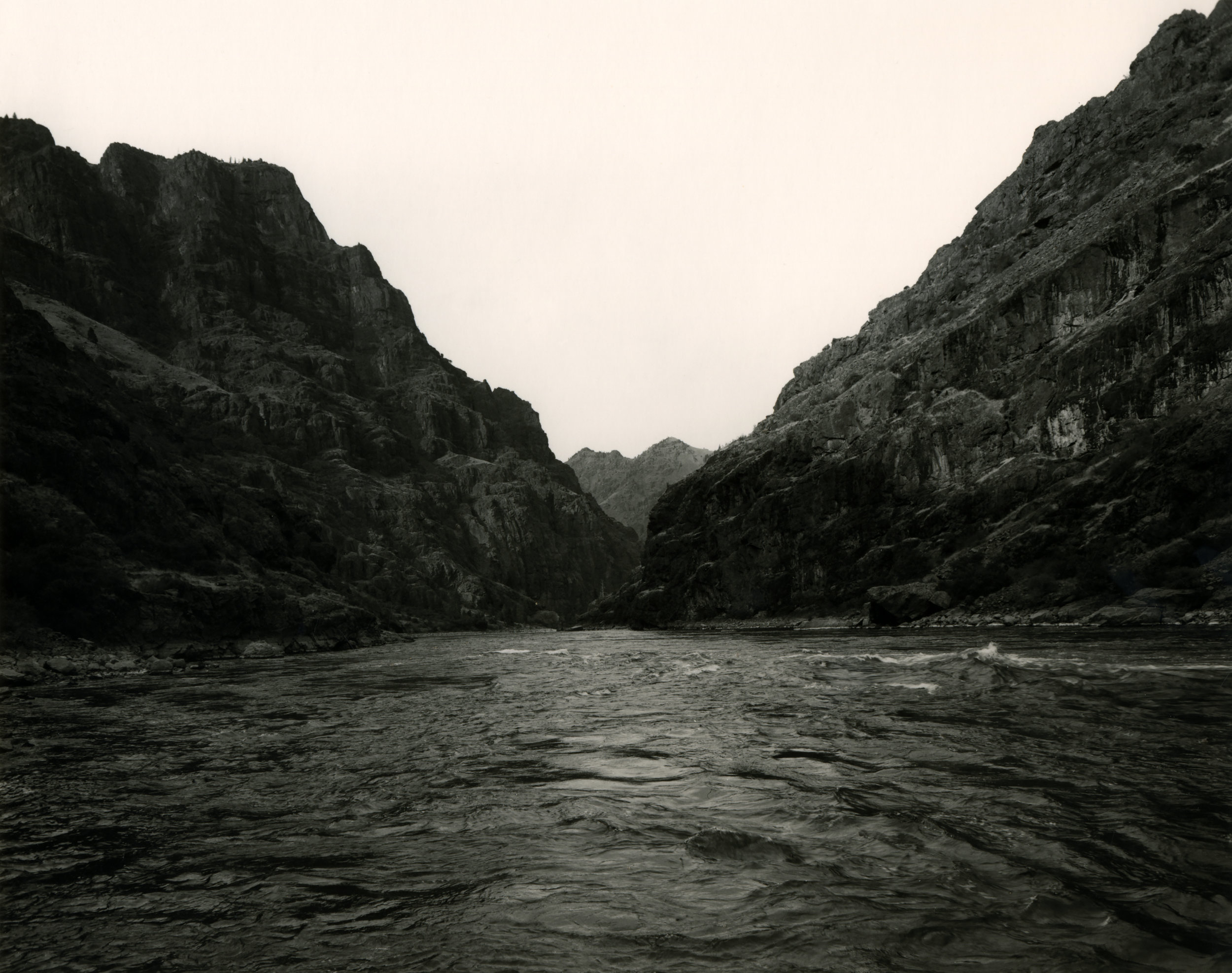 Hells Canyon,  1999 © Mark Ruwedel, 2018