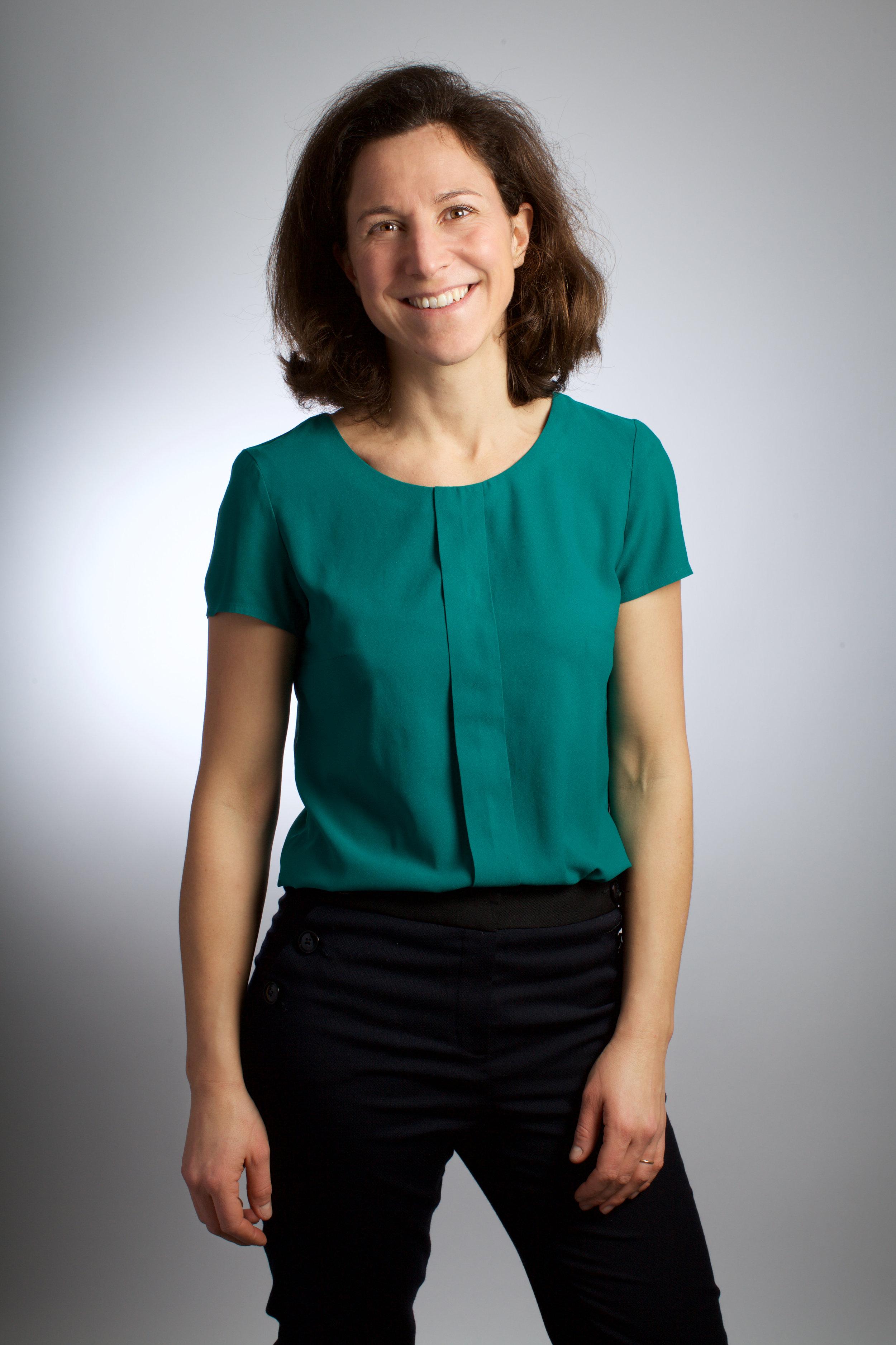Portrait corporate Lara Lutz Saint Cloud