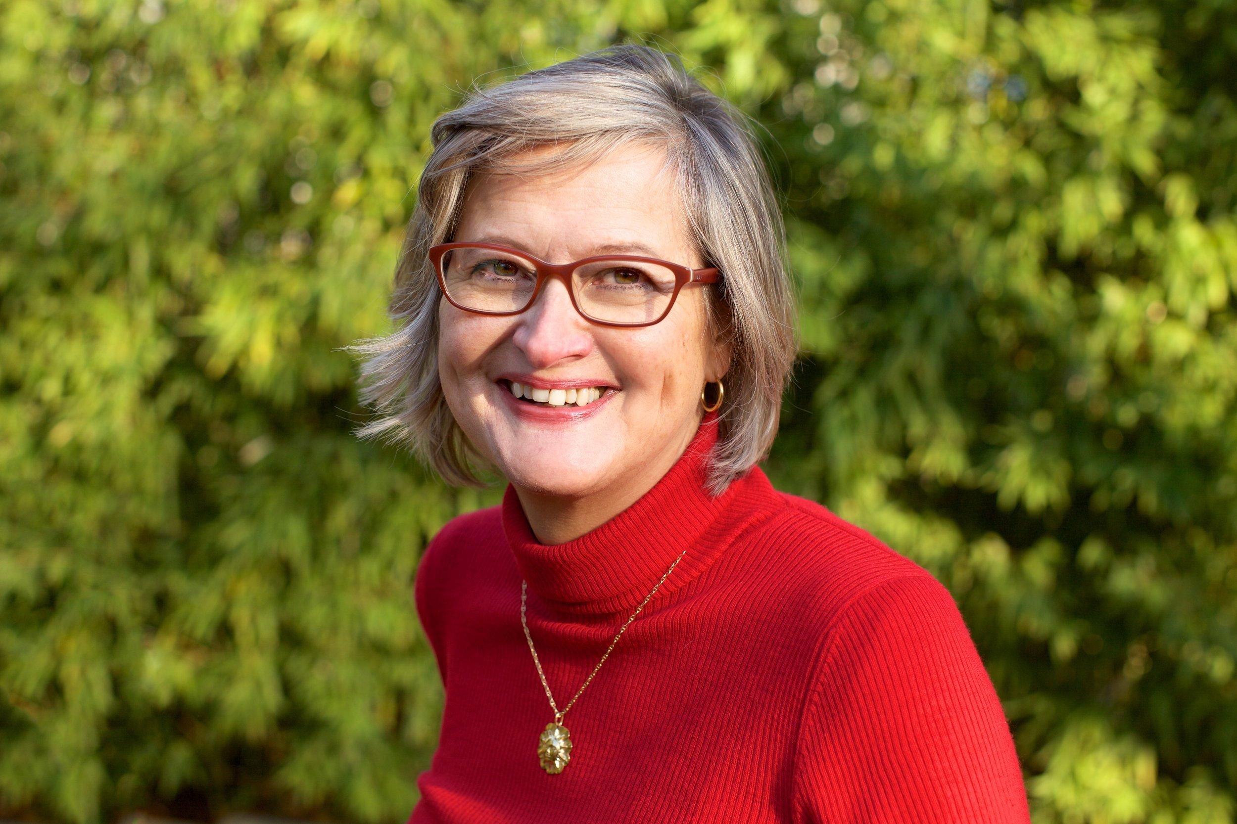Portrait professionnel en extérieur Lara Lutz Saint Cloud