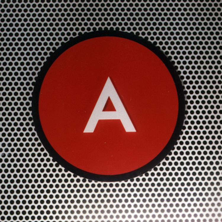 Alphabets graphic design New York