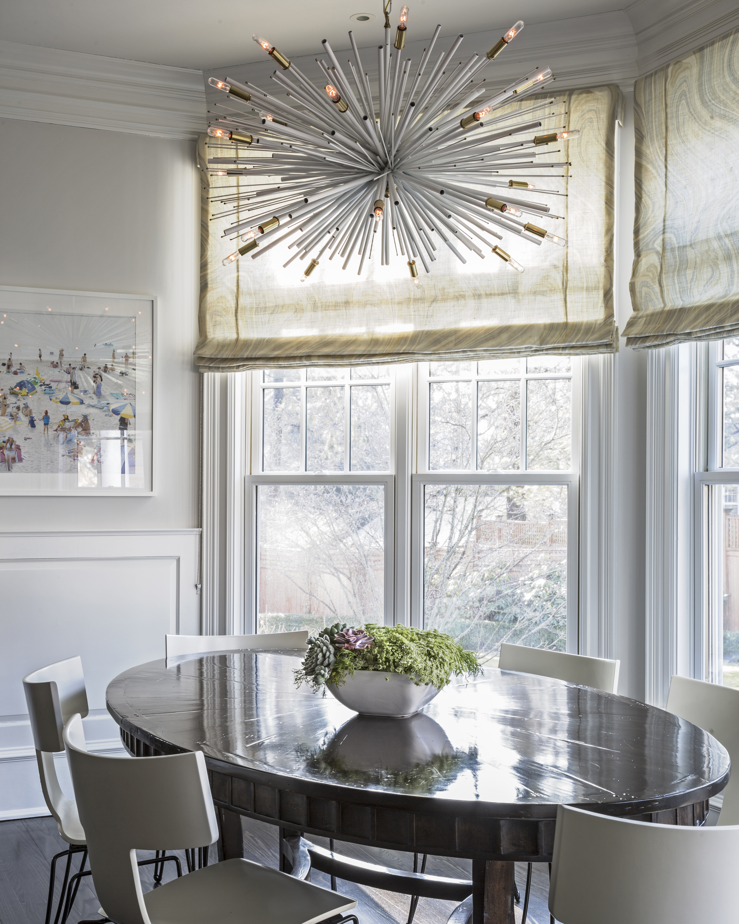 Old Greenwich Residence Dining Room Design